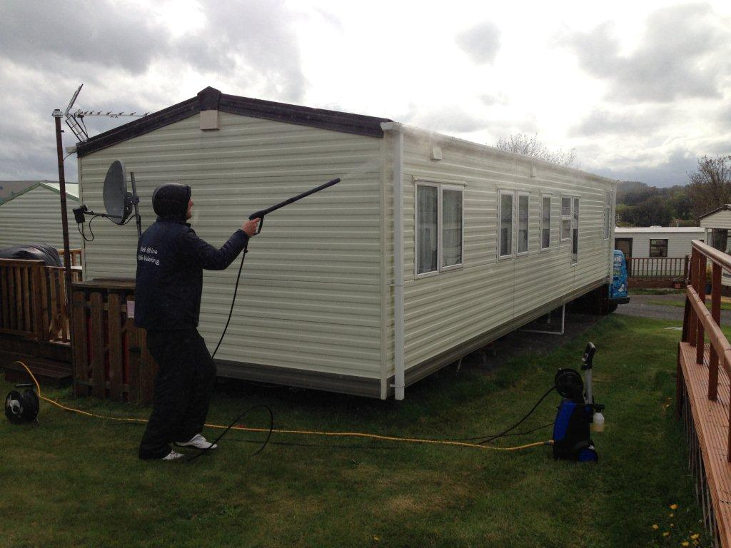 Mobile Home Cleaning